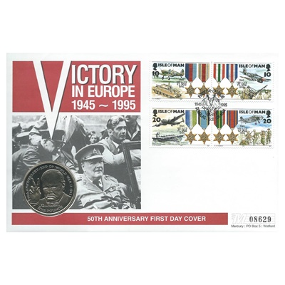 1995 5 Pounds - Victory in Europe